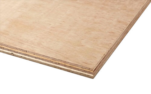 Attractive Exterior Plywood WBP B/BB 4mm 2440x1220